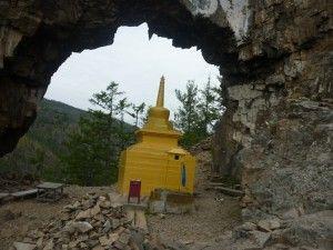 Фото Ступи біля Храму Ворота, Hram Vorota
