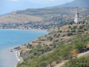Пригоди в серпні по Криму.