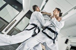 Кращі бойові мистецтва для жінок.