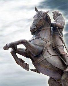 Боярин євпаторія Коловрат - смерть як перемога