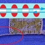 Майстер-клас з плетіння підвіски з бісеру на верстаті