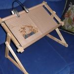 Саморобний станок для вишивки