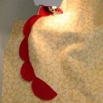 Декор диванної подушки своїми руками