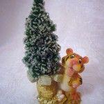 Майстер-клас з виготовлення різдвяного дерева своїми руками