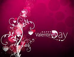 День Святого Валентина?