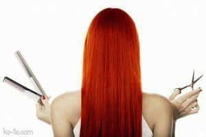 Кращі домашні маски для волосся після фарбування