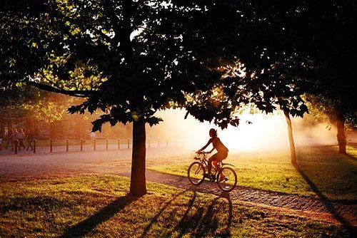 їзда на велосипеді для схуднення