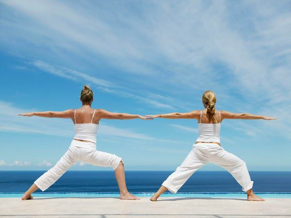 фітнес йога