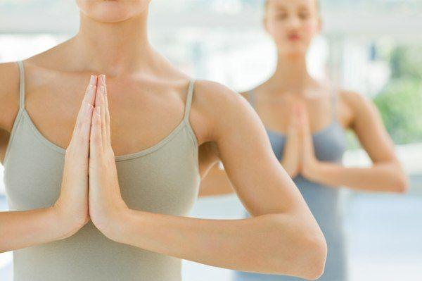 йога як фітнес