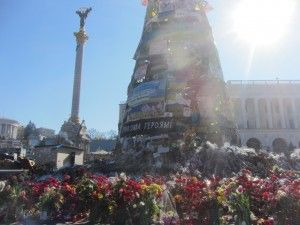Фото Євромайдан в Києві, Майдан незалежності сьогодні,
