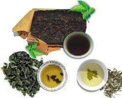 рідкісні сорти чаю