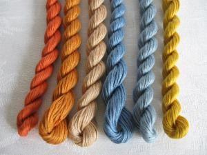 муліне для плетіння