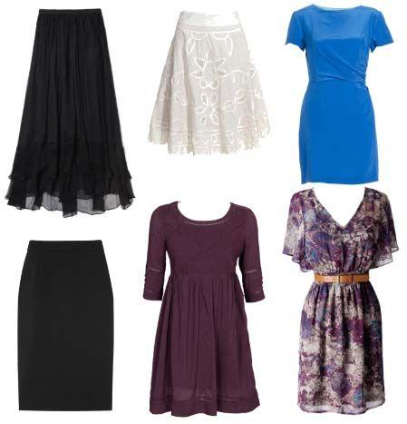 сукні та спідниці для повних жінок