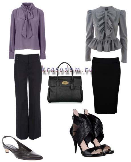 одяг для роботи для жінки після 50