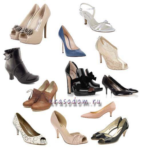 взуття для жінки після 50