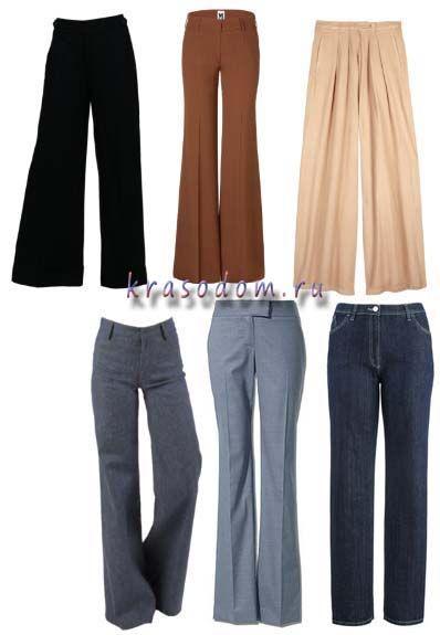 брюки для жінок після 50