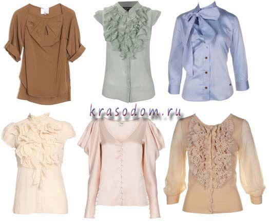 блузки для жінок після 50