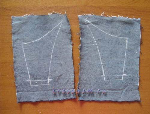 ремонт джинс покрокове фото12