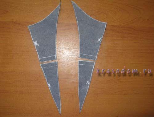 ремонт джинс покрокове фото14