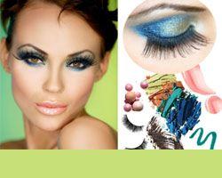 як зробити вечірній макіяж