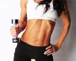 як зберегти м'язову масу при схудненні