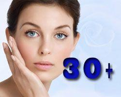 як доглядати за шкірою після 30