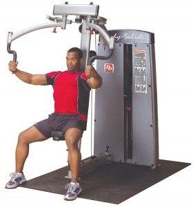 вправа для м'язів спини