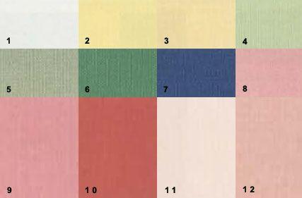 палітра кольорів для контрастного теплого колориту зовнішності