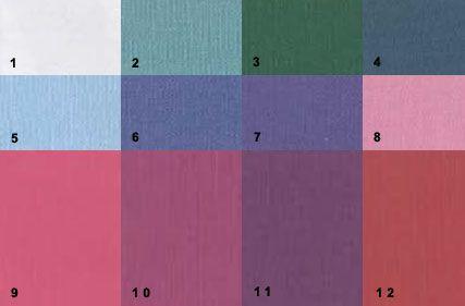 палітра кольорів для контрастного холодного колориту зовнішності