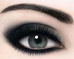 макіяж Smoky-eyes
