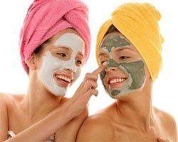 маски для очищення пір