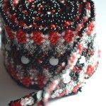 Майстер-клас плетіння пояса з бісеру
