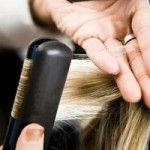 Стайлер для випрямлення волосся.
