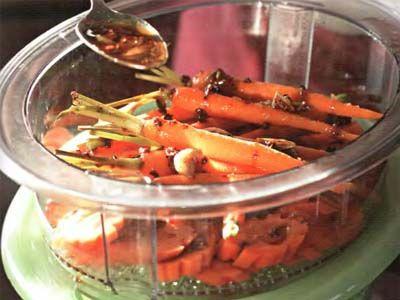 морква в марокканському стилі
