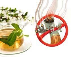 кинути палити за допомогою народних засобів