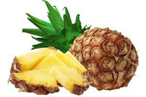 кинути палити: ананас