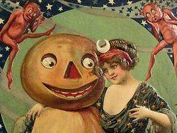 Про веселому святі гарбуза (halloween)
