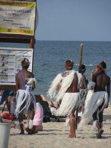 Не ходіть самі на пляж в одесі краще з кимось познайомитися.