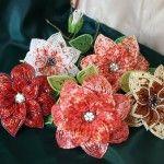 Французька техніка плетіння квітів