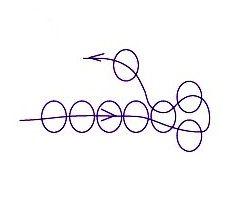 Схема музичного плетіння бісером