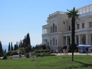 Лівадійський палац ПБК Крим.