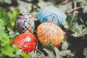 Шанування яєць у світових культурах, Яйце Слов'янський символ, Яйце релігійний символ, Головний церковне свято року.