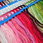 Відповідність кольорів муліне
