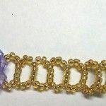 Майстер-клас з плетіння кільця з бісеру