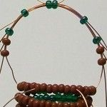 Майстер-клас з плетіння павича з бісеру