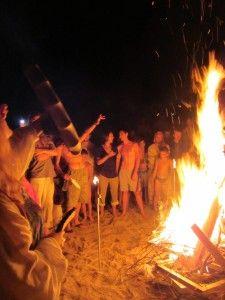 слов'янські тризни і спалювання трупів