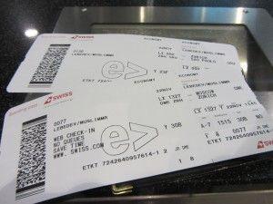 авіаквиток в Бразилію, літаємо Swiss International Air Lines
