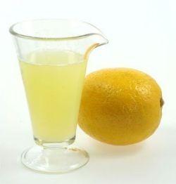 Користь і шкода лимонного соку