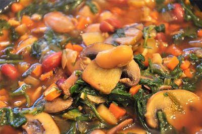 суп з морквою та селерою
