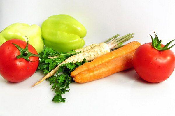 правила весняної дієти